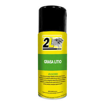 GRASA DE LITIO 400ML 2 Leones
