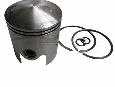 Lambretta Gp Li Sx Tv 225 Cc Piston Kit 70.60 Mm X 1.5 Rings @aud