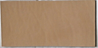 3.5-4mm Vegetable Tanned Tooling Shoulder Leather | Craft Piece 30 x 20cm