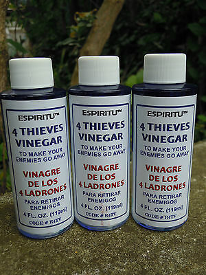 four thieves vinegar Spell supplies Spells healing removing Witchcraft Occult