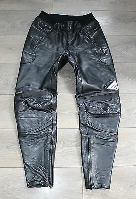 Zip Leather Trousers Pants 46 Unlined For Sale Apparel & Merchandise Shop For Cheap Lederjeans 62 Gay Lederhose W46 Durchge