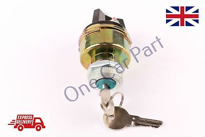High Quality Starter Switch Barrel With 2 Keys For Car Tractor Trailer