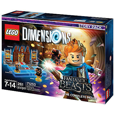 Lego Dimensions Story Pack Fantastic Beasts 71253 BRAND NEW & SEALED! Aus Stock
