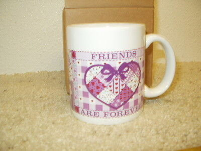 NIB AVON Gift Collection With Love Mug - Best Friend Mother's Day Coffee Cup