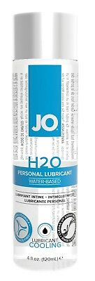SYSTEM Jo H2O Personal Lubricant Cool Cooling Lube Water Based 4floz 120ml