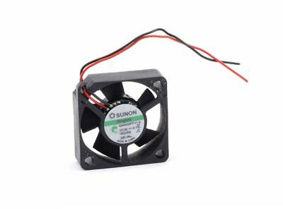 Sunon MagLev GM0503PFV1-8 30x30x10mm Mini Cooling Fan Fan DC 5V 0. 7W 2-Wire