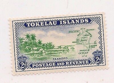 TOKELAU ISLANDS stamp.