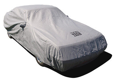 New 1979-85 Ford Mustang Fastback & GT 4-Layer Outdoor Car Cover - Gray