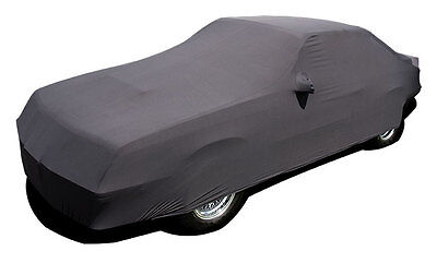 New 1979-85 Ford Mustang Coupe & Convertible Indoor Car Cover - Black