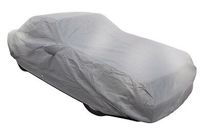 New 1986-93 Ford Mustang Convertible 4-Layer Outdoor Car Cover - Gray