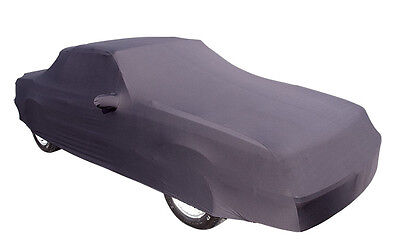New 1986-93 Ford Mustang Convertible Indoor Car Cover - Black