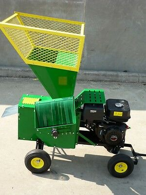 GARDEN SHREDDER CHIPPER MULCHER DELUXE 13 hp Petrol B/N