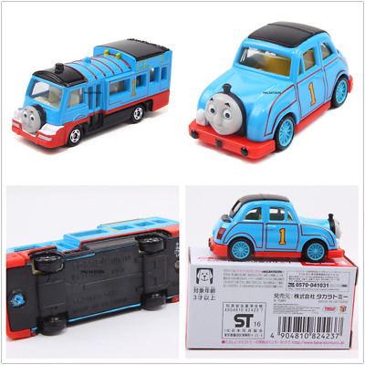Dream Takara Tomy Tomica 156 Thomas Bus Tomica 169 Thomas Car Diecast Car