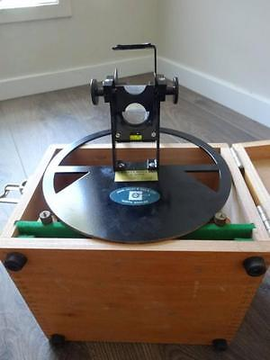 Azimuth Mirror. Edwin Bowers & Sons. Collectors.
