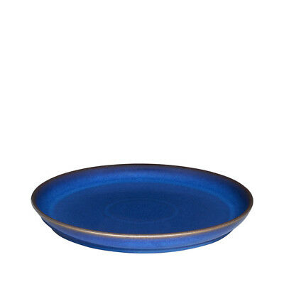 Denby Imperial Blue Couple Dinner Plate