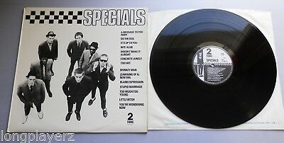 The Specials - The Specials UK 1979 Two Tone Debut LP