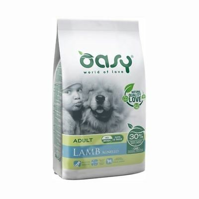 Oasy Dog Adult All Breed Agnello 12 kg Monoproteico