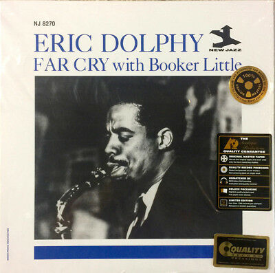 Eric Dolphy - Far Cry+++ Vinyl 200g+++Analogue Productions ++NEU+OVP