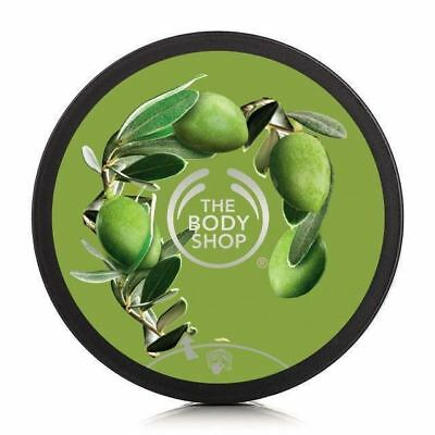 The Body Shop Body Shop-Olive 250ml Body Scrub Women