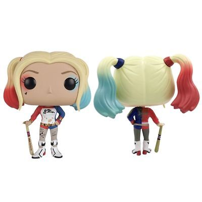 Suicide Squad Harley Quinn Funko POP! #97PVC Figure Toy Charming Collection Gift