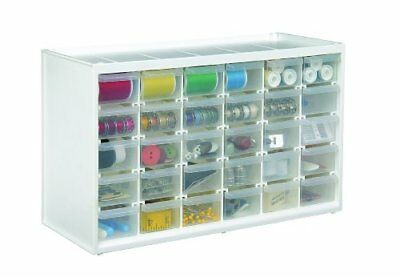 ArtBin Store-In-Drawer Cabinet-14.375X6X8.75 Translucent