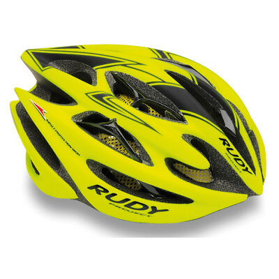 Rudy Project Sterling Yellow Fluo Casco Da Ciclismo Hl51320