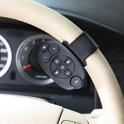Universal Wireless Car Steering Wheel Button Remote Control For Stereo DVD MP3