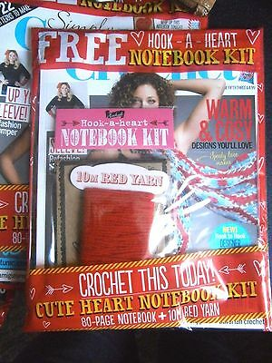 Simply Crochet Magazine Issue 53 With Free Gift (new)