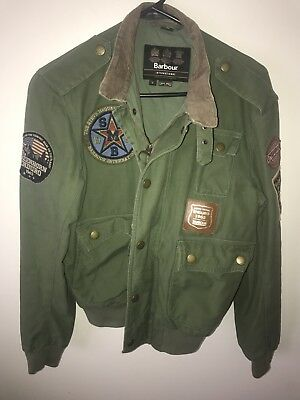 Barbour International Military (GREEN)