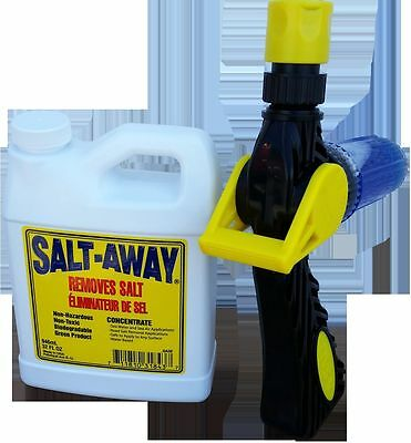 Salt Away 946ml concentrate and Mixer - SALE!