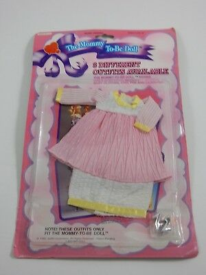 Judith Corporation 1992 The Mommy To Be Doll Outfit
