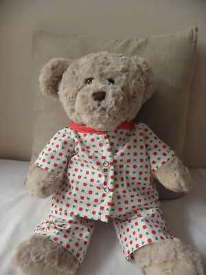 Pyjamas to fit 15 inch Pumpkin Patch teddy bear girls  clothes