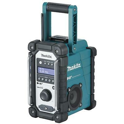makita digital radio dmr110 18v lxt li ion cordless jobsite radio picclick au. Black Bedroom Furniture Sets. Home Design Ideas