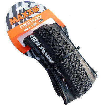 MTB MAXXIS Free flow 26x1.95 Light weight Silkworm Foldable Bicycle bike tires