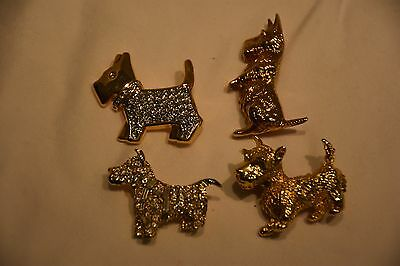 Westie/Scottie Pin Lot