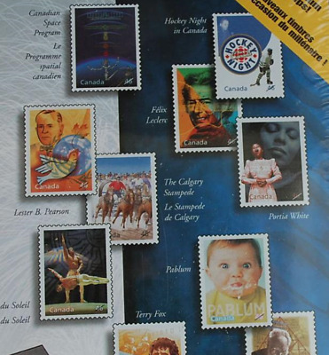 Canada Post: the Millennium Collection