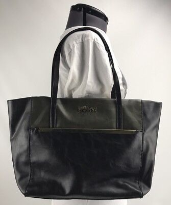 1f38bf66383b KENNETH COLE REACTION Women s Handbag Purse Includes Inside Zipper Pocket  Black