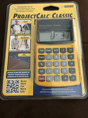 Calculated Industries 8503 ProjectCalc Classic