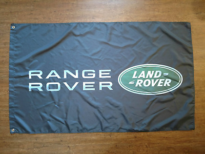 Land Rover Range Rover Flag Banner 3X5Ft Range Rover Sport Evoque Discovery