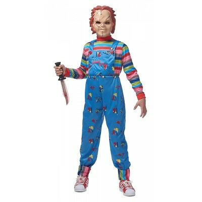 Chucky Costume Chucky Halloween Fancy Dress