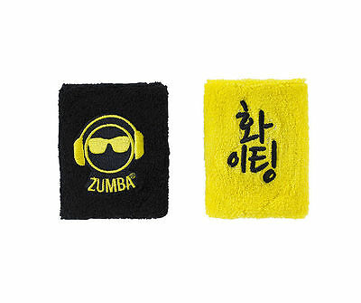 Zumba ~ Let's Win This wrist bands - 2 Pack