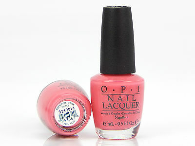 OPI Nail Lacquer Classics Collection NLI42 ElePhantastic Pink