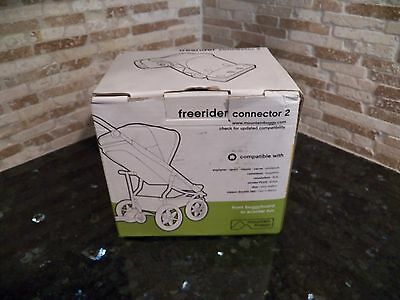 New Mountain Buggy Freerider Connector 2 From Buggyboard To Scooter Fun NIB