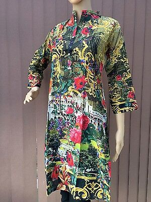 Bollywood Style Kurta Lawn Digital Print