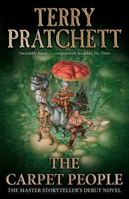 NEW The Carpet People By Terry Pratchett Paperback Free Shipping