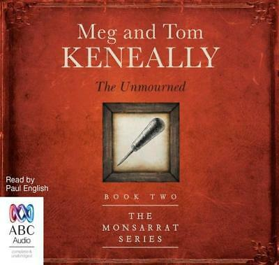 NEW The Unmourned : The Monsarrat Series #2 By Paul English Audio CD
