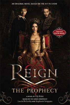 NEW Reign By Lily Blake Paperback Free Shipping