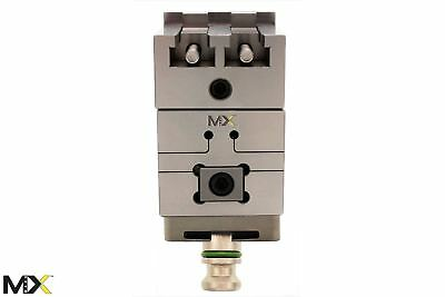 System 3R Compatible Macro ROTATABLE PENDULUM VICE Stainless