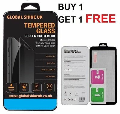 100% Tempered Glass Film Screen Protector For Apple Iphone 6S - New