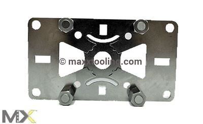 Erowa Its Compatible Er-094180 Centering Plate 50×90